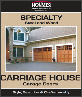 carriage house garage doors