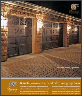 dynasty collection garage doors