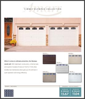 fymbel olympus garage doors
