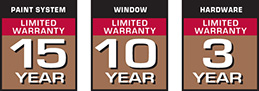 garage doors for sale warranty