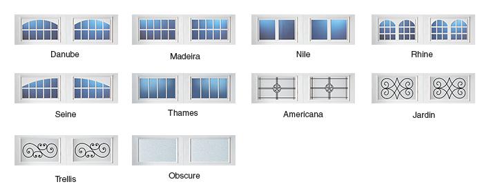 Classica Window Options