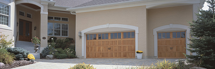 Wood Garage Doors Carriage Style Garage Door