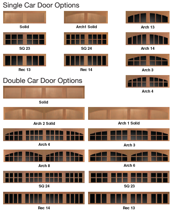 Lodgewood Window Options