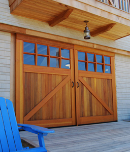 Wood Residential Doors