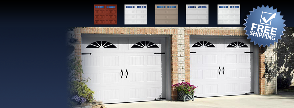 buy a garage door today